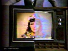 #Video: The difference is clear. #FlashbackFriday #TV