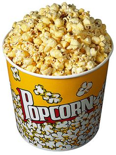 Smart Ways to Snack at the Movies