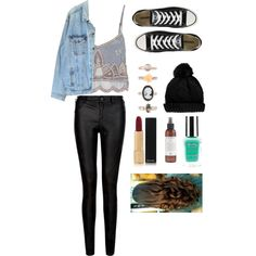 First Day Of College Look - vikyh