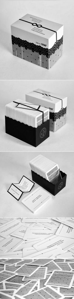Elegant Card Box