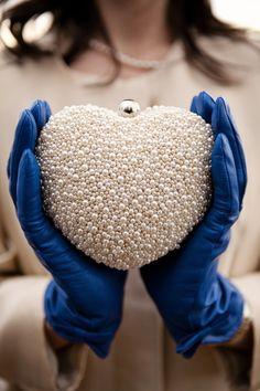 Pearl purse <3