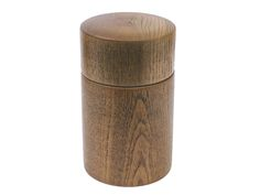 Wooden Tea Canister