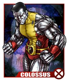 Colossus by AdamWithers on deviantART