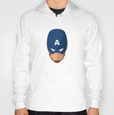 Disponibile su +Society6 la serie dedicata a #CaptainAmerica http://society6.com/SPARKcreative/Captain-America-Zpj_Print #iPhone #iPod #laptop #tshirts #hoodies #throwpillows