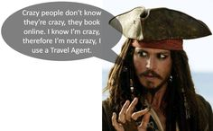 Tell'em Jack! Can't wait for the new Pirates of the Caribbean!
