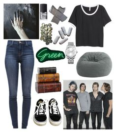 """""""GreenLight"""" by caradecaca ❤ liked on Polyvore featuring art"""