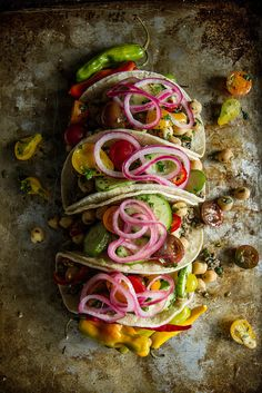Greek Tacos | HeatherChristo.com