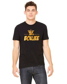 Bad and Boujees t shirt  Unisex t shirt with Bad by AnguishDesigns