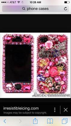 Cute jewel phone case
