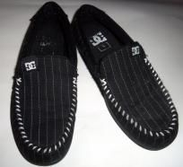 c1182d7c2ee8  15.00 DC Men s Shoes from Journey s sz 8 Black Loafers Trendy slip on euc  hip goth punk cool