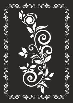 Original Images Home Design Stencil Patterns, Stencil Art, Stencil Designs, Motif Arabesque, Plasma Cutter Art, Cnc Cutting Design, Calligraphy Drawing, Marquesan Tattoos, Gate Design
