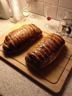 Wellingtons out of the oven on new years 2011... Result: Amazing