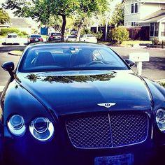Beautiful beast!- Bentley