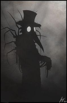 plague doctor mask art - Google Search
