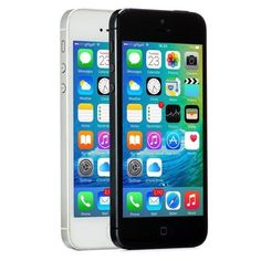 Apple iPhone 5 16GB Smartphone - Black or White Verizon (Factory Unlocked) D | eBay