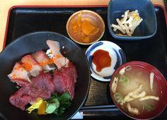 海鮮丼@新橋