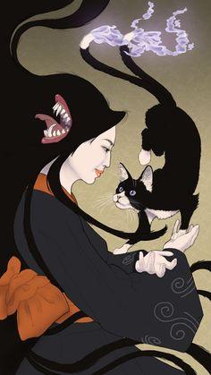 OBAKE et YOKAI [Mythologie du JAPON]