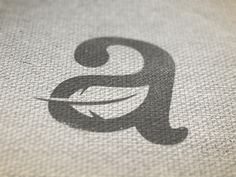 A logo by Kyle Dingman CC Inspiration | Love this idea