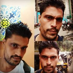 Back to beard passion after a short break actually the barbers have fingured my beard the beard is entangled no proper straight growth of… Beard Model, Short Break, Barbers, Passion, Barber Shop, Hairdressers, Barbershop