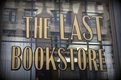 The Last Bookstore in L.A.