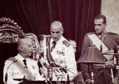 Búscame en el ciclo de la vida: Franco anuncia en las Cortes su sucesión en el Prí...