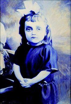Edith Piaf by Sawako Goda 1971