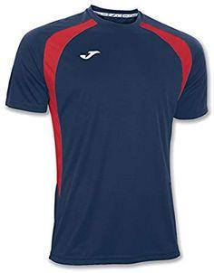9eeff9ffa8263 Joma 100014 - Camiseta de equipación de Manga Corta para Hombre