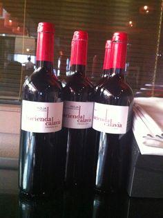 Hacienda Calavia - crianza 2010 Impresionante este Rioja