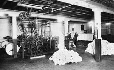 An engineer at Simmons developed a machine to manufacture their innovative Pocketed Coils Simmons Beautyrest, Engineer, History, Historia