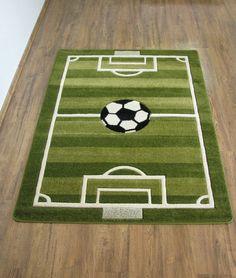 Voetbal tapijt