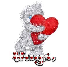 The perfect Bear Hugs Animated GIF for your conversation. Discover and Share the best GIFs on Tenor. Teddy Bear Quotes, Teddy Bear Images, Teddy Bear Hug, Cute Teddy Bears, Bear Hugs, Hugs And Kisses Quotes, Hug Quotes, Snoopy Quotes, Tatty Teddy