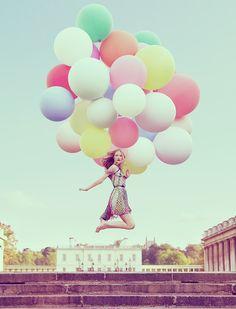 les ballons trouver ses couleurs la mariee aux pieds nus