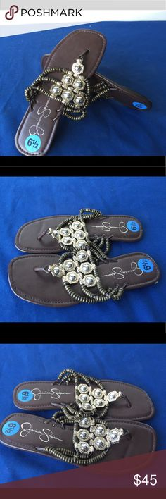 Nw Jessica Simpson size 6,5 New Jessica Simpson Shoes Sandals
