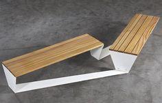 Simple And Attractive Urban Furniture | Decozilla