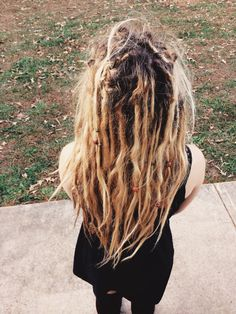 Love the dreads, and the added beads x