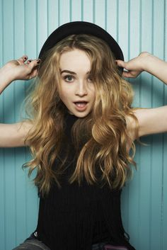 Sabrina Carpenter spent time at the Hollywood Records' office. Description from funny-pictures.picphotos.net. I searched for this on bing.com/images