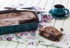 Brownie de geladeira