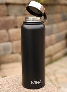 Stainless SThermos Flask Keeps Water Stay Cold for 24 hours, Hot for 12 hours Glass Water Bottle, Stainless Steel Water Bottle, Flask, Cold, Food Grade, Metal, Rust, Powder, Plastic