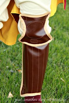 Just Another Day in Paradise: Harry Potter Quidditch Costume