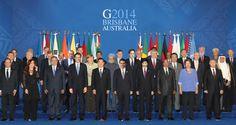 Σύνοδος G20: Συζητήσεις περί οικονομίας και αποχώρηση Πούτιν - Verge