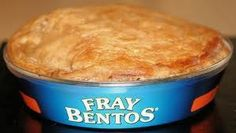 Every Saturday, my grandmother would cook on of these with frozen sprouts and tinned carrots.