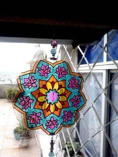 Mandala Jardim de lótus MP-134 | BAZAR PATATIVA | 1BCDEC - Elo7