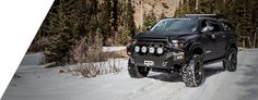 Toyota Tundra Devolro - ready for the Walkers