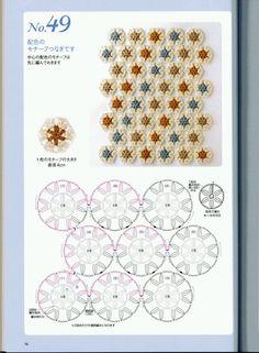 Daisy Blanket Pattern