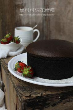 还没认识棉花蛋糕前,戚风蛋糕是我的最爱, 认识棉花蛋糕后,棉花蛋糕和戚风蛋糕一样,都是我的最爱了!