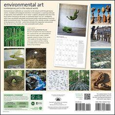Environmental Art 2014 Wall Calendar | | CALENDARS.COM