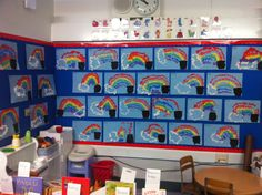 Rainbows kindergarten