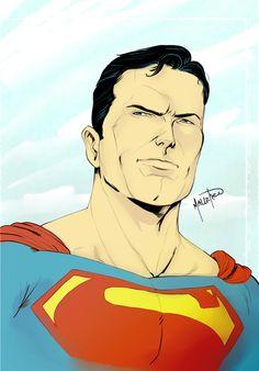 The Superman - Daniel Mallzhen