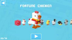 'Crossy Road' Updated with New Characters to Celebrate Chinese New Year