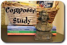 Composer Studies, including Bach, Tchaikovsky, Mozart, Verdi, Chopin and Opera for Children.